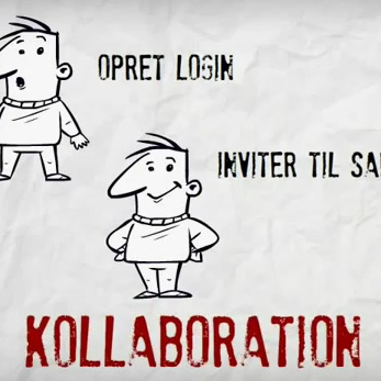 Kollaboration med Google Apps