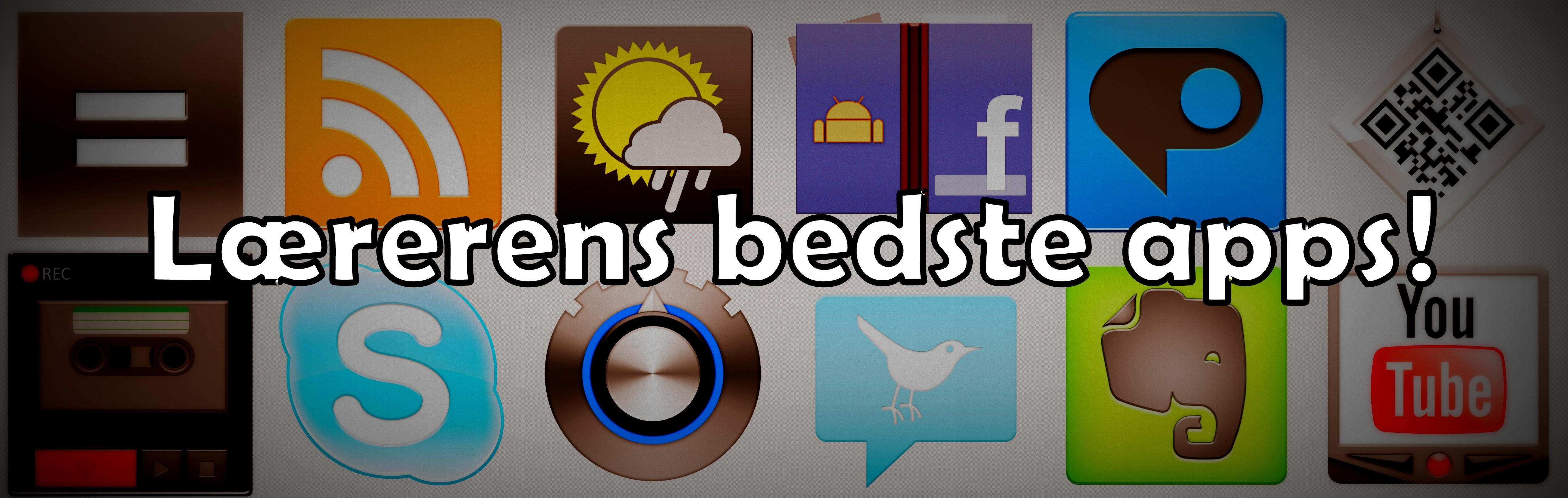 bedste apps