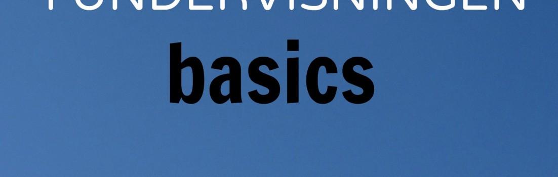 Google Apps i undervisningen – Basics