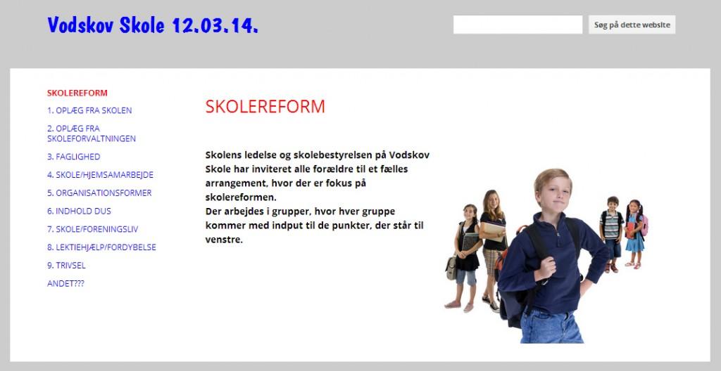skolereform website www.coolitconsult.dk