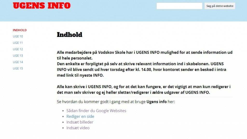 ugens info www.coolitconsult.dk