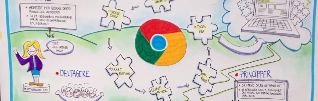 Google på UCN