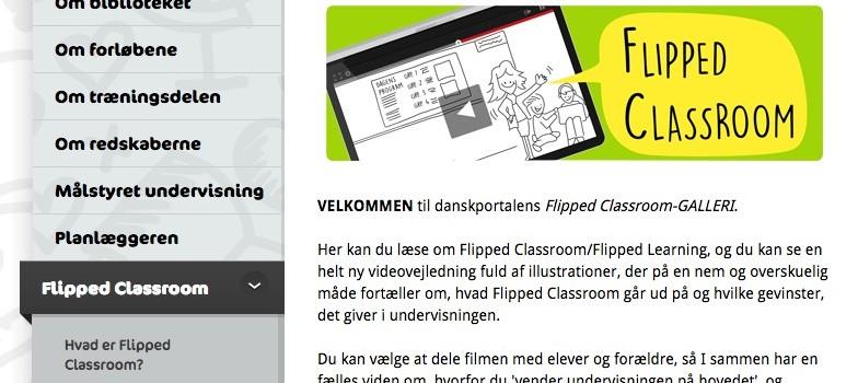 Flipped Classroom – sådan kommer du i gang!